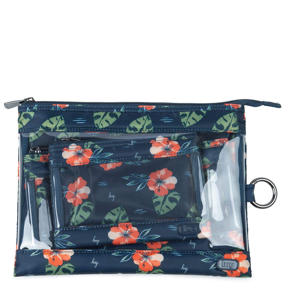 Lug - Transport Pouch Set of 3 - Aloha Navy