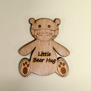 Essential Worker  Little Bear Hug