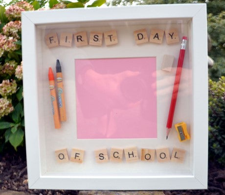 First Day Of School Photo Frame The Funky Gift Shop