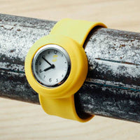 Mellow Yellow Slappie Watch