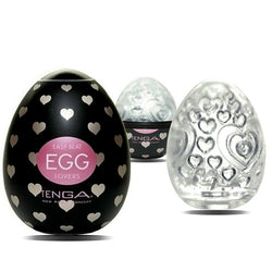 Tenga Lovers Egg Masturbator