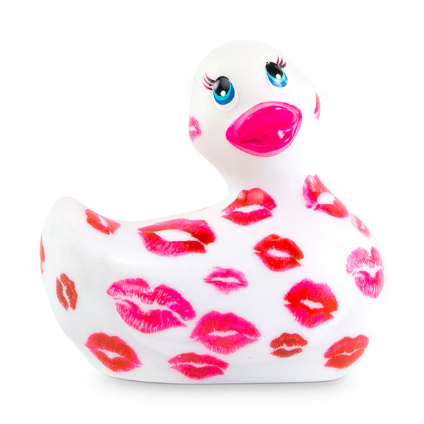 I Rub My Duckie Romance White And Pink