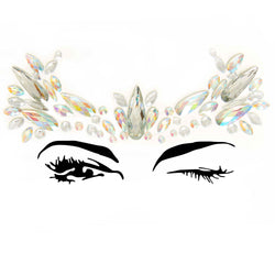 Nova Eye Jewels Sticker EYE009