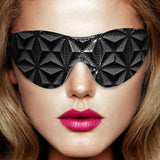 Ouch Black Luxury Eye Mask