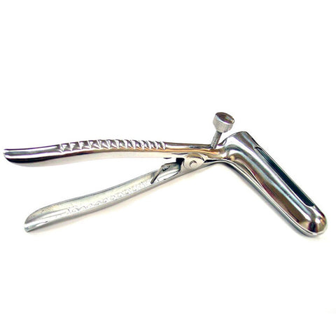 Rouge Stainless Steel Anal Speculum
