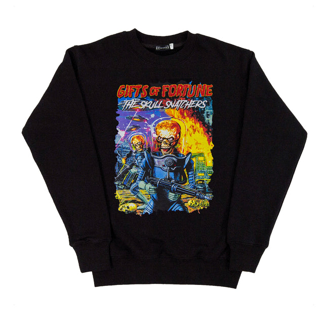 Act of war Sweater - Gifts of Fortune