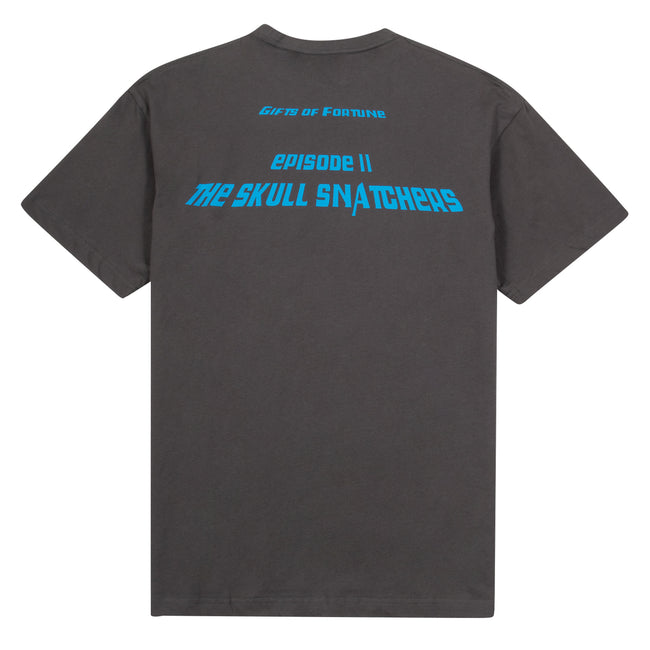 Fire Power T-shirt Grey