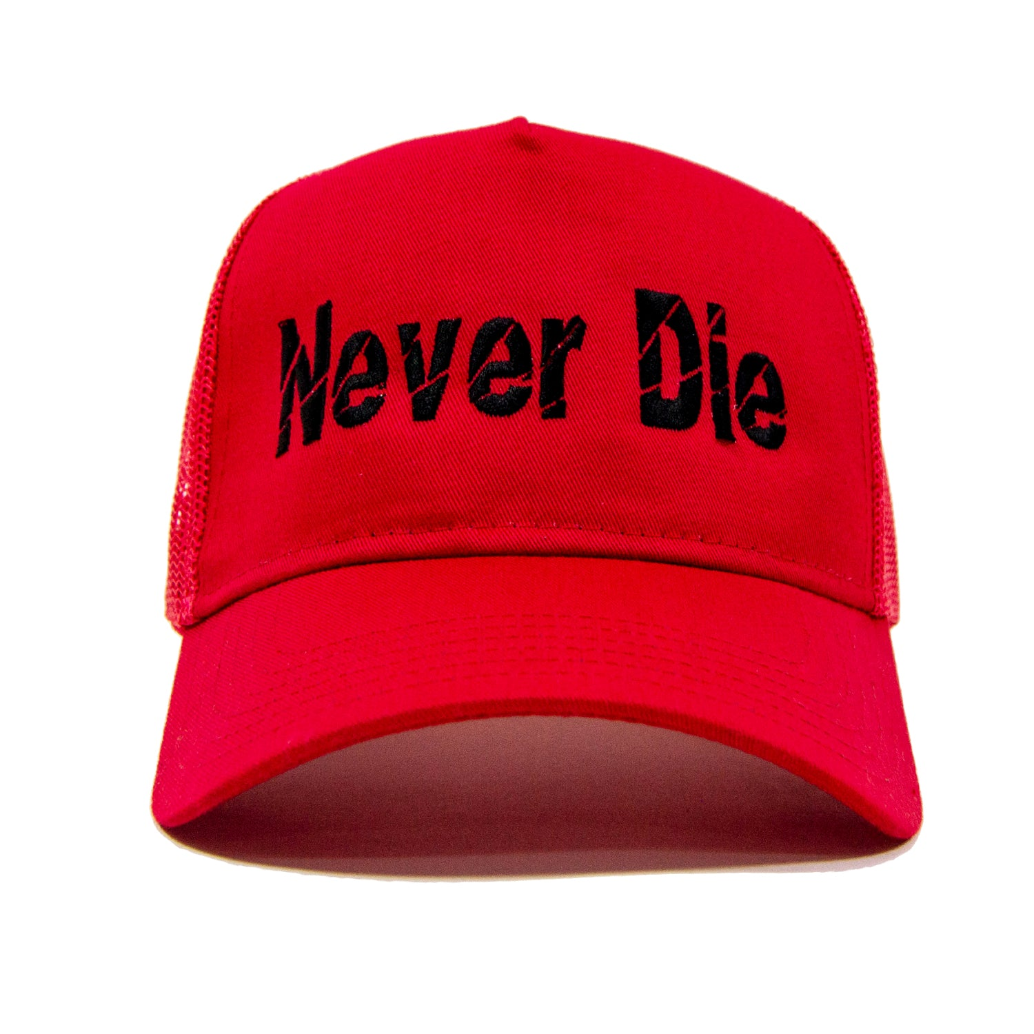 Red Never Die Trucker - Gifts of Fortune