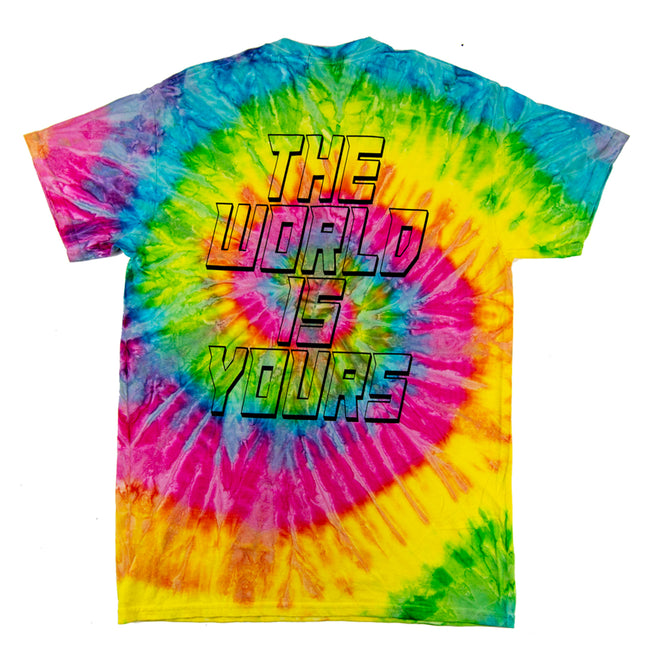 And Everything In It T-shirt Tie Dye