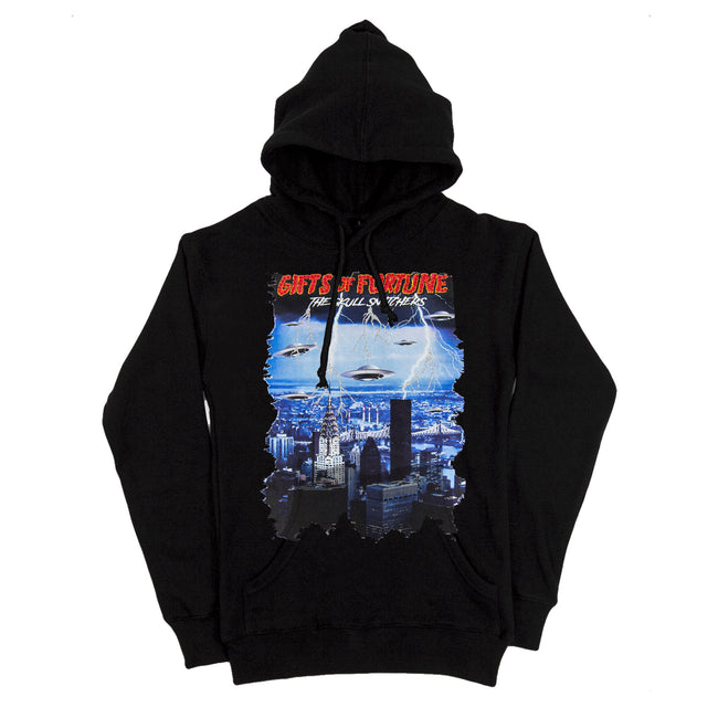 Welcome To New York City Hoodie - Gifts of Fortune