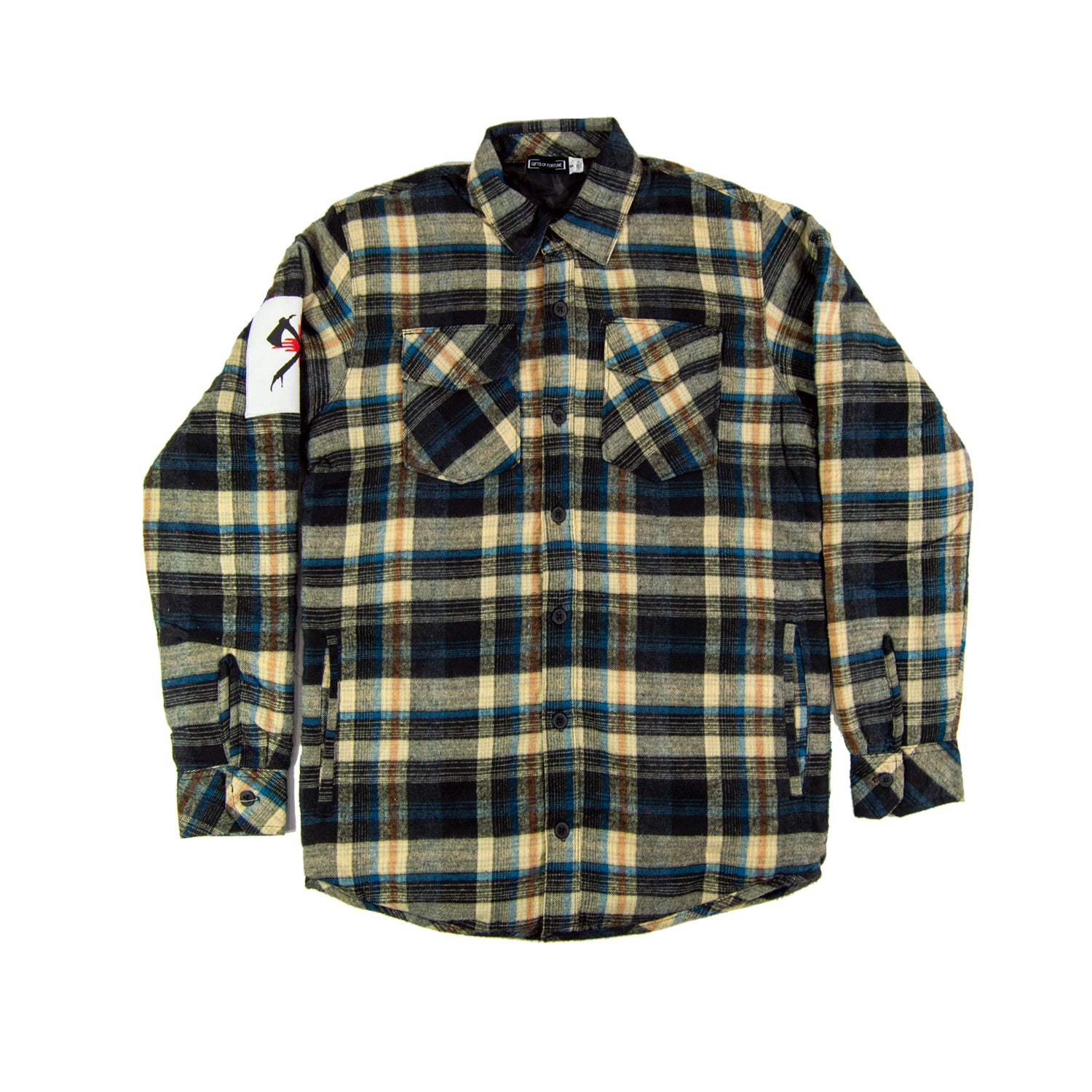 Tomahawk Quilted Flannel Jacket