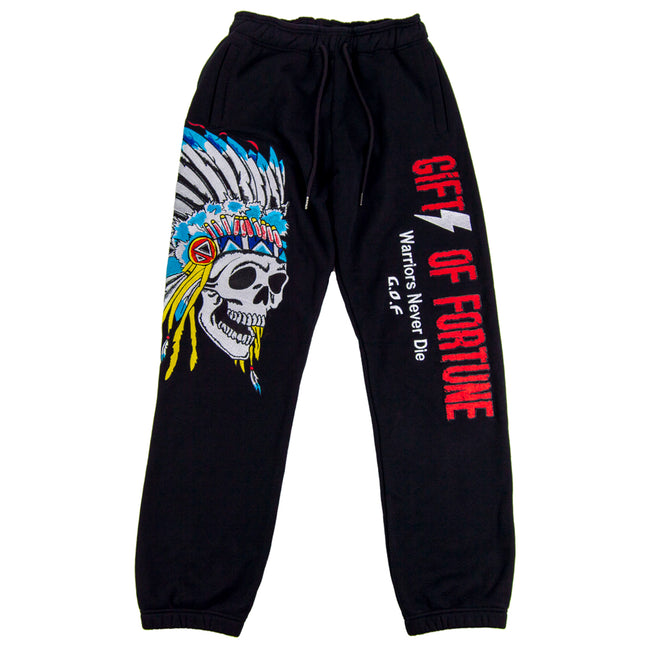 Indian Warrior Sweatpants - Gifts of Fortune