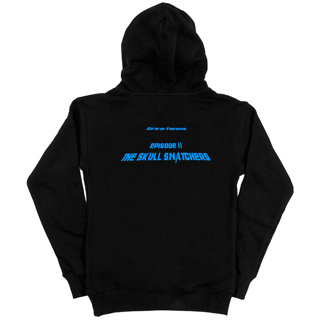 They Came From Above Hoodie - Gifts of Fortune