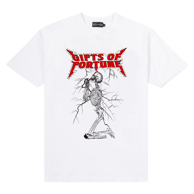 White Pray T-shirt