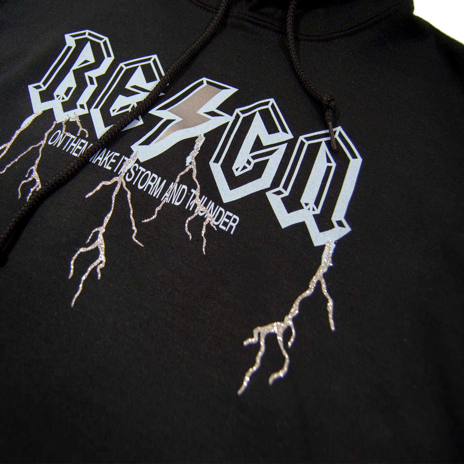 Black Reign 2 Hoodie - Gifts of Fortune