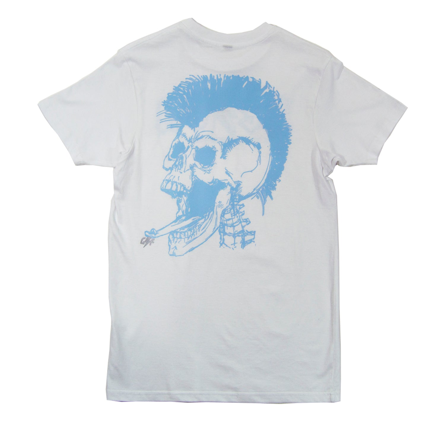 White/Blue Re⚡️gn 2 T-shirt - Gifts of Fortune