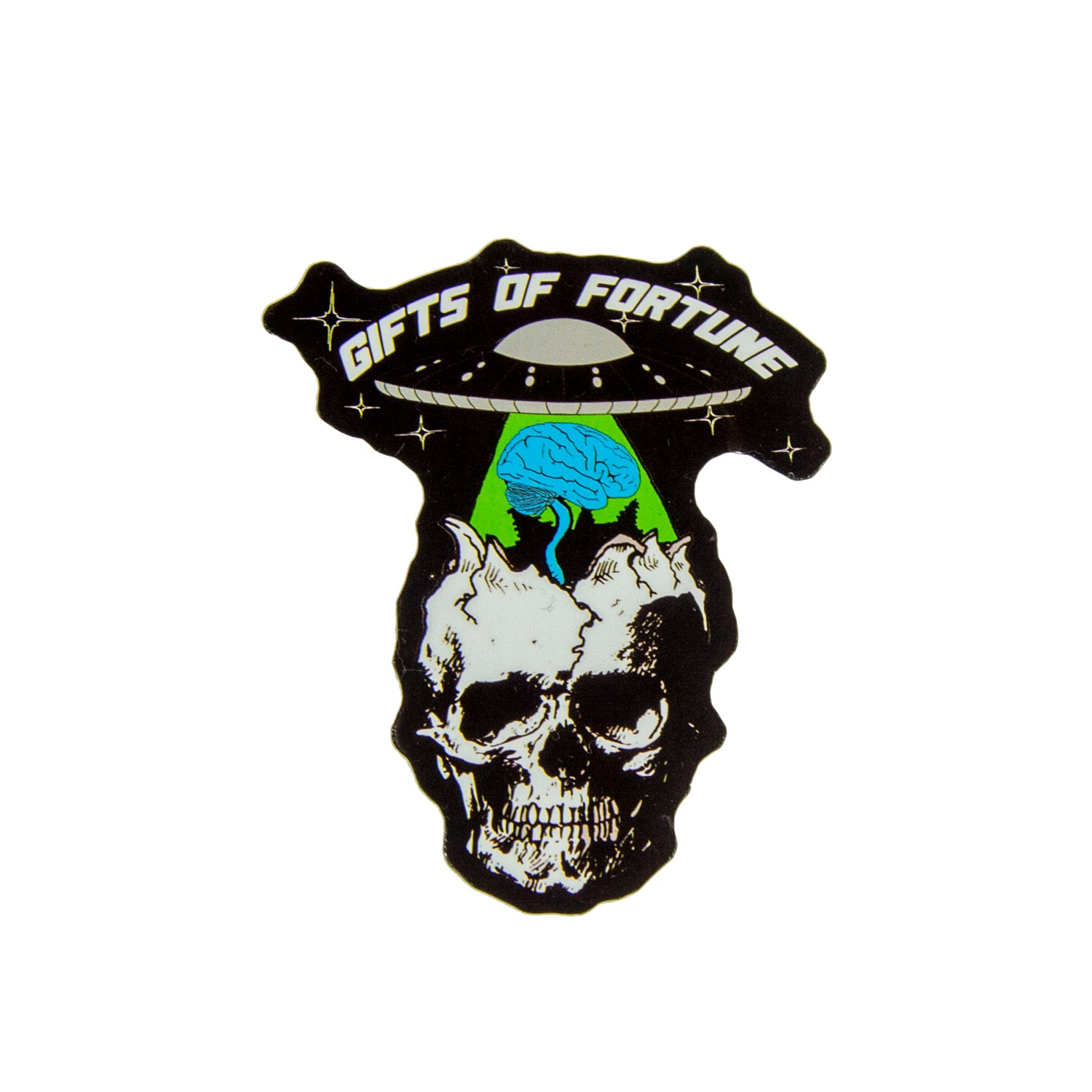 Skull Snatchers Sticker