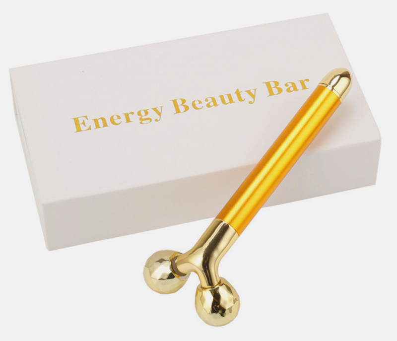 24K Gold Beauty Roller Bar