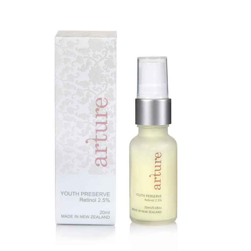 Arture Youth Preserve - Retinol 2.5% 20ml
