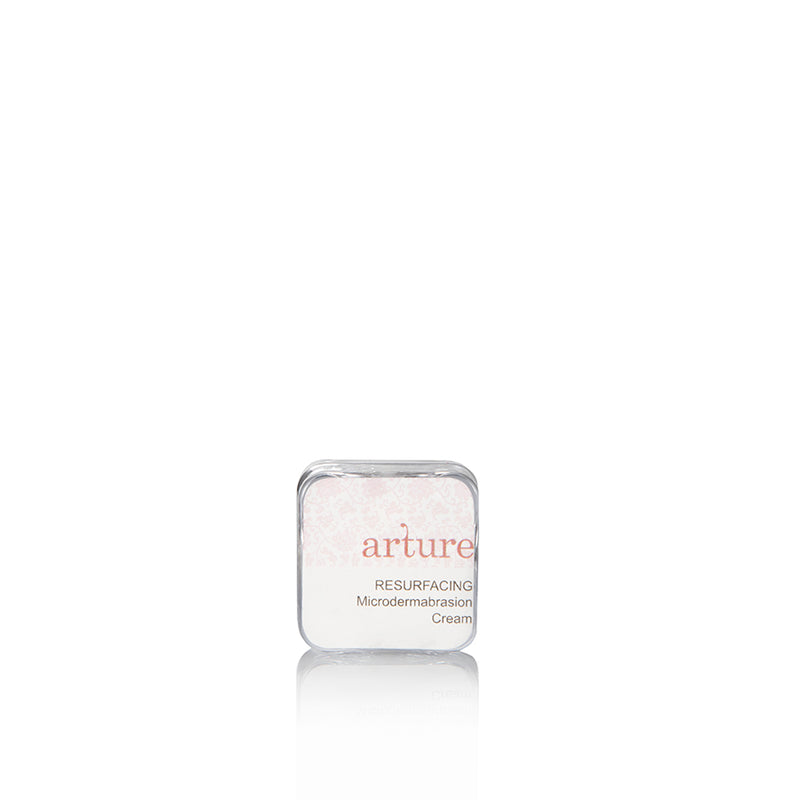 Travel size Arture Resurfacing Microdermabrasion Cream 5g