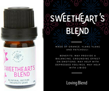 Sweetheart's Blend - 100% pure therapeutic-grade essential oil, 5ml