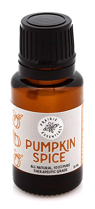 Pumpkin Spice Essential Oil Blend, 15ml