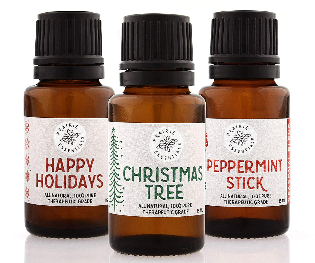 Holiday Joy Blends 3-Pack, 15ml