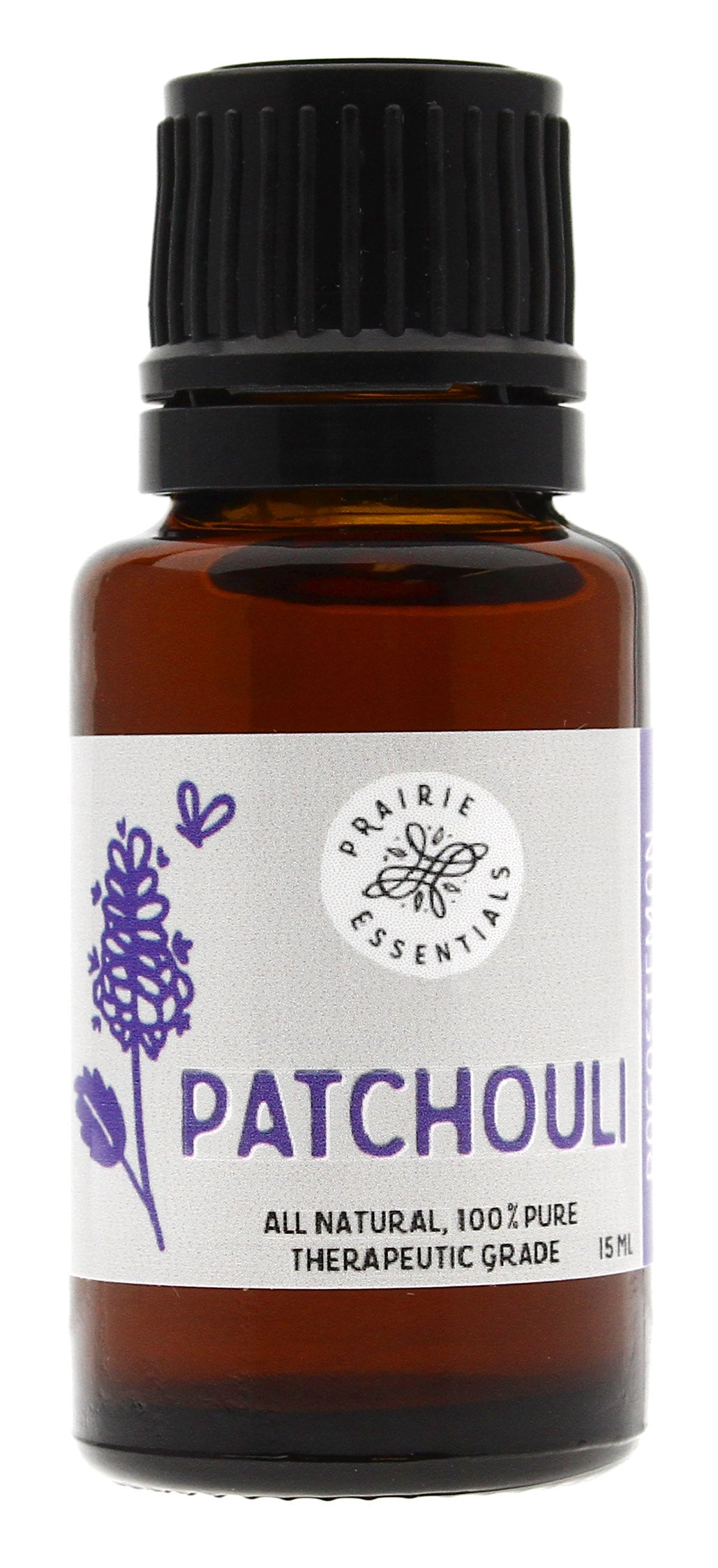 Patchouli Essential Oil, 15ml