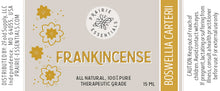 Frankincense Essential Oil, 15ml
