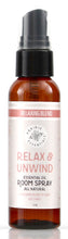 Relax & Unwind Room Spray, 2 oz.