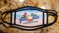 Radio Trop Rock Mask