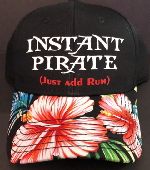 Instant Pirate (Just add Rum)
