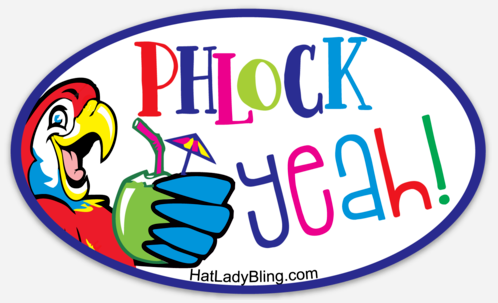 PHLOCK yeah!! Sticker