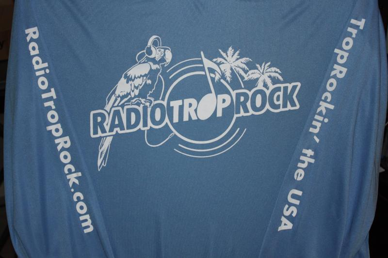 RadioTropRock long sleeve dri-fit