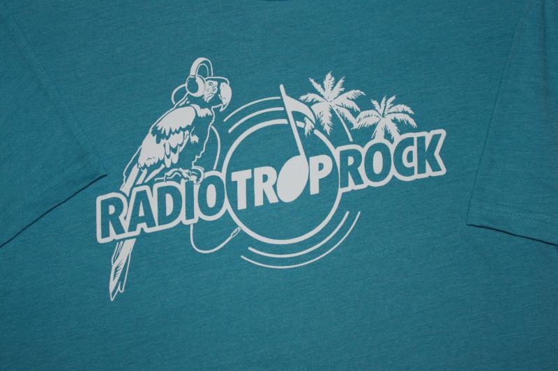 Radio Trop Rock Mens T-Shirt