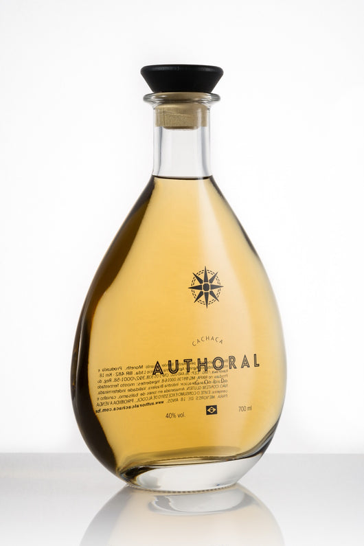 Cachaça Authoral Gold- 700 ml