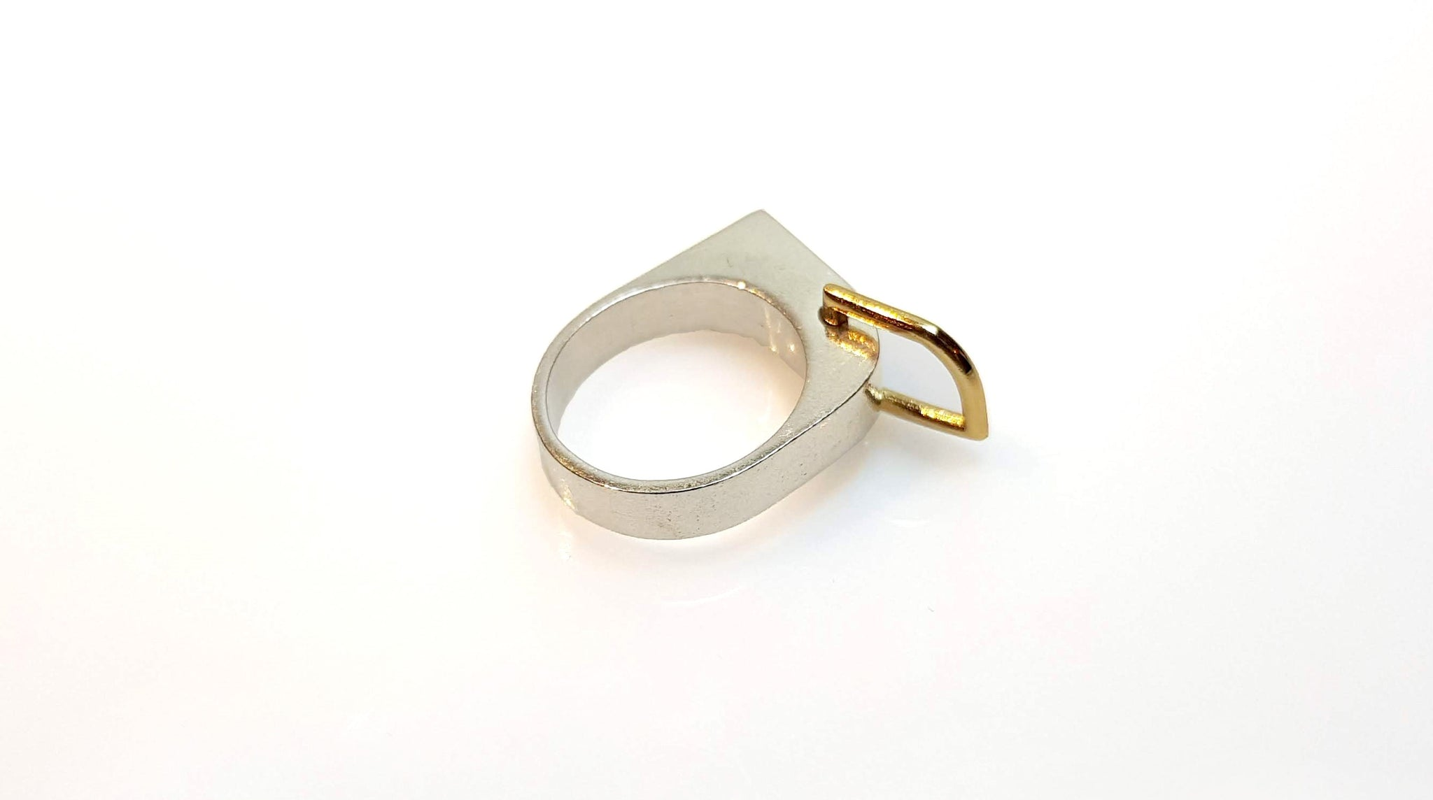 Link Ring//silver