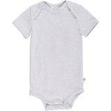 Baby-body in organic cotton