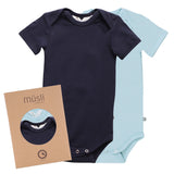 eco-friendy baby-bodies in organic cotton