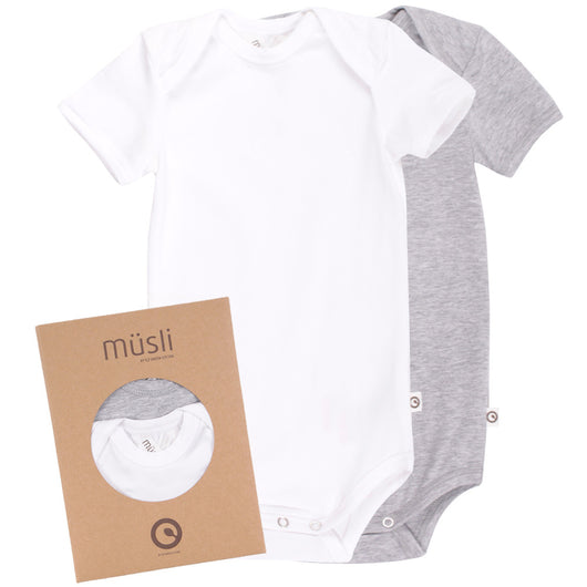 ecological baby-bodies in organic cotton