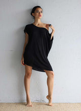 Bamboo modal t-shirt dress