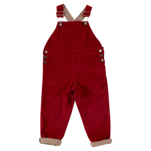 Cosy Dungarees
