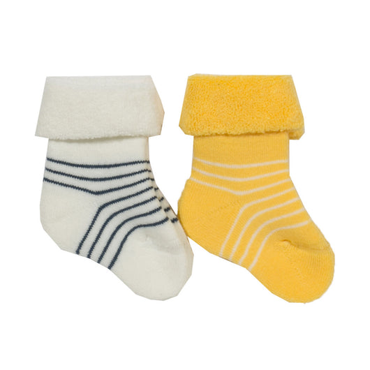 Baby socks in organic cotton