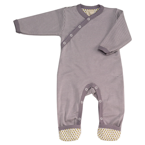 Certified Organic Cotton Baby Clothing Army Owl