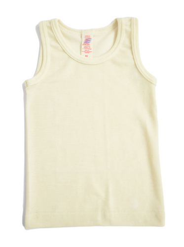 Virgin Wool Singlet