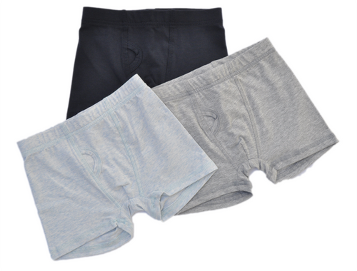 eco-friendly underwear for kids in organic cotton