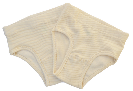Natural Briefs 2-Pack
