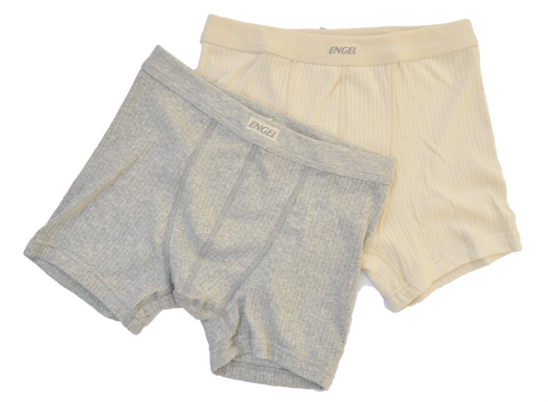 Organic cotton boxers for men