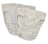 women's briefs in quality organic cotton