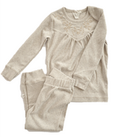 Girls pajamas in organic cotton